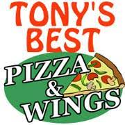 Tony's Best Pizza & Wings